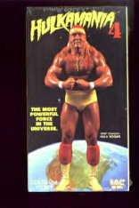 WWF Hulkamania 4 Video SEALED Hulk Hogan WWE Coliseum WWF WCW ECW TNA