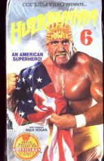 WWF Hulkamania 6 SEALED Coliseum Video Hulk Hogan WWE WWF WCW ECW TNA