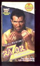 WWF Razor Ramon Oozing Coliseum Video SEALED WWE WWF WCW ECW TNA