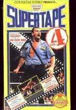 WWF Supertape Vol. 4 SEALED Coliseum Video In Box WWE WWF WCW ECW TNA