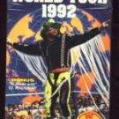 WWF World Tour 1992 SEALED Coliseum Video WWE Savage WWF WCW ECW TNA WWE