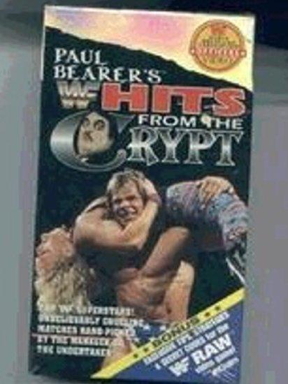 WWF WWE Paul Bearer's Hits Crypt Coliseum Video SEALED WWF WCW ECW TNA WWE