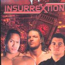 WWF Insurrextion 2000 Video SEALED WWE Miss Kitty Rock WWF WCW ECW TNA WWE