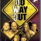 WWF No Way Out 2002 Video SEALED NWO Returns WWE Hogan WWF WCW ECW TNA WWE