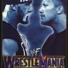 WWF WrestleMania 18 2002 Video SEALED WWE Hulk Hogan Rock WWF WCW ECW TNA WWE