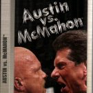 WWF Steve Austin vs Vince McMahon Video SEALED WWE WWF WCW ECW TNA WWE