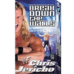 WWF Chris Jericho Break Down Walls Video SEALED WWE WWF WCW ECW TNA WWE