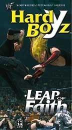 WWF Hardy Boyz Leap of Faith Video SEALED WWE Matt Jeff Hardys WWF WCW ECW TNA WWE