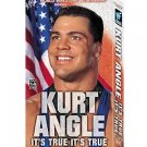 WWF Kurt Angle Its True Its True Video SEALED WWE 2000 WWF WCW ECW TNA WWE