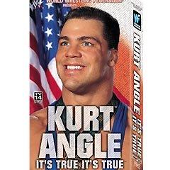 WWF Kurt Angle Its True Its True Video SEALED WWE 2000 WWF WCW ECW TNA WWE