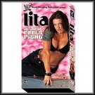 WWF Lita It Just Feels Right Video SEALED WWE Matt Hardy WWF WCW ECW TNA WWE