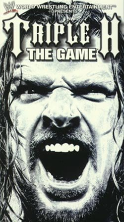 WWF Triple H The Game Video SEALED WWE WM 18 Match WWF WCW ECW TNA WWE