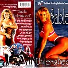 WWF WWE Sable Unleashed Video SEALED 1998 Rena Mero WWF WCW ECW TNA WWE