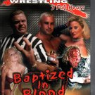 XPW Baptized In Blood 1 Video SEALED In Box WWF WWE WWF WCW ECW TNA WWE
