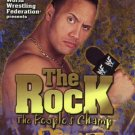 WWE WWF The Rock The People's Champ DVD 2000 Sealed WWF WCW ECW TNA WWE