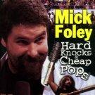 WWF Mick Foley Hard Knocks Cheap Pop DVD SEALED WWE WWF WCW ECW TNA WWE