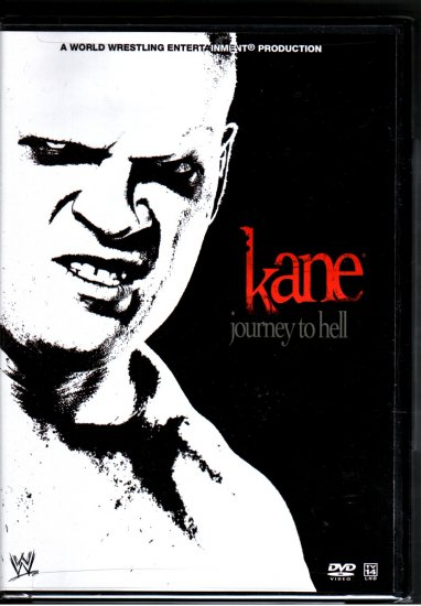 WWF WWE Kane Journey To Hell Exclusive DVD SEALED 2006 RARE WWF WCW ECW TNA WWE