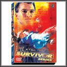 WWE WWF Survivor Series 2003 DVD NEW SEALED Buried Alive Goldberg Triple H WWF WCW ECW TNA WWE
