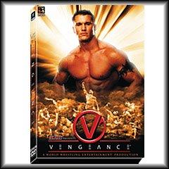 WWE WWF Vengeance 2004 DVD SEALED Raw Randy Orton vs Edge WWF WCW ECW TNA WWE