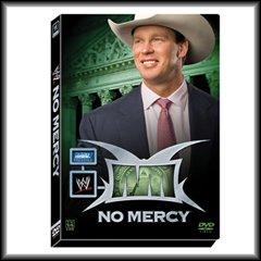 WWE WWF No Mercy 2004 DVD SEALED SmackDown JBL Undertaker WWF WCW ECW TNA WWE