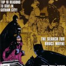 DC Comics BATMAN: NO MAN'S LAND SECRET FILES & ORIGINS 1 BATGIRL HARLEY QUINN HUNTRESS POISON IVY