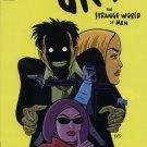 DC Comics Vertigo GRIP: THE STRANGE WORLD OF MEN 1-4 (of 5) Gilbert Hernandez