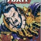 DC Comics JUSTICE LEAGUE TASK FORCE 19 Mark Waid Christopher Priest VANDAL SAVAGE JLTF