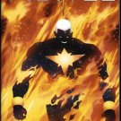 Marvel Comics CAPTAIN MARVEL 1 (Vol. 4; Chriscross Cover) Peter David