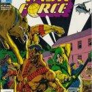 DC Comics JUSTICE LEAGUE TASK FORCE 6 BATMAN BRONZE TIGER GREEN ARROW JLTF
