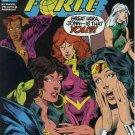 DC Comics JUSTICE LEAGUE TASK FORCE 7 Peter David MARTIAN MANHUNTER VIXEN WONDER WOMAN JLTF