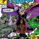 Marvel Comics AMAZING SPIDER-MAN 319 Todd McFarlane JUSTIN HAMMER RHINO SCORPION WHIPLASH