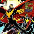 Marvel Comics NIGHTHAWK 1 - 3 (of 3) Krueger Case (DOOM PATROL)  Wiacek DAREDEVIL DEFENDERS