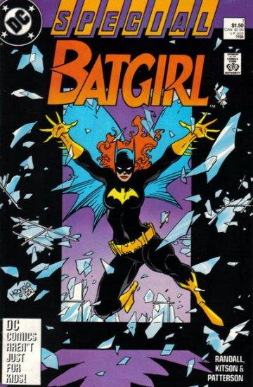 DC Comics BATGIRL SPECIAL 1 Randall Kitson Patterson Mignola Kesel 1988