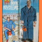 SIX MILLION DOLLAR MAN the doll PLAYSET card OUTFIT watch SUIT