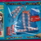 BLYTHE kenner DOLL boutique VINTAGE kozy cozy 1972 kape cape OUTFIT playset IN original PACKAGE