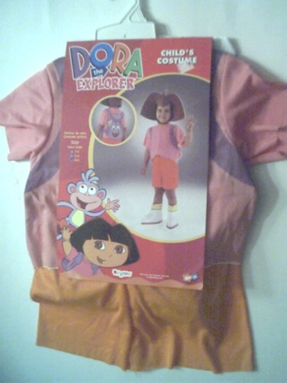 Dora The Explorer Backpack Contents DORA the EXPLORER ship...