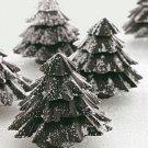 MARTHA new free shipping STEWART christmas CHOCOLATE tree mold MOLDS