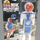 SIX MILLION DOLLAR MAN the doll PLAYSET martian OUTFIT