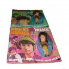 SHOWBIZ carded BABIES show COMPLETE biz DAVY JONES the MONKEES vintage ALL 4 four DOLL lot SET