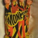 THE MONKEES hippie works VINTAGE silly WORKING pull string TALKING doll PUPPET