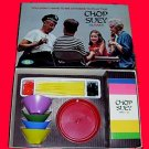 CHOP SUEY chinese IDEAL chopstick the 1967 vintage GAME