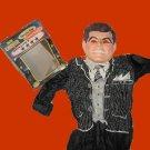 MR PRESIDENT john f kennedy JFK tuxedo mask VINTAGE collegeville HALLOWEEN with in box COSTUME