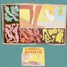 LAND of the GIANTS playset OLD game complete COLORFORMS
