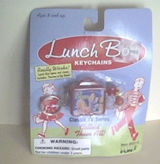 GET vintage SMART replica LUNCH BOX thermos KEY CHAIN