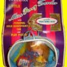 STEWARDESS vintage AMERICAN AIRLINES flicker case kiddle klone? DOLL
