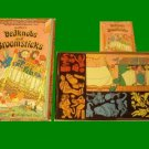BEDKNOBS and old BROOMSTICKS game paper doll COLORFORMS