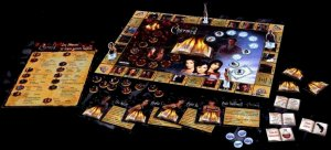 CHARMED the tv show BOOK witch of SHADOWS sisters GAME