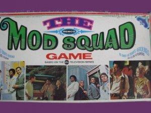 MOD SQUAD the remco VINTAGE tv show LINK htf board GAME