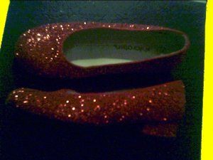 DOROTHY costume RUBY wizard 3 of oz free SHOES shoe shipping SLIPPERS