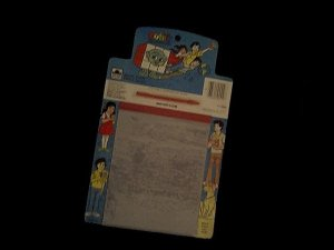 RUBIK the amazing CUBE toy game VINTAGE paper saver MAGIC SLATE